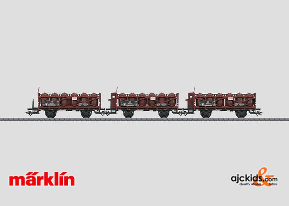 Marklin 46390 - Acid Transport Car Set