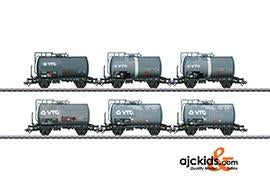 Marklin 46436 - VTG tank car set