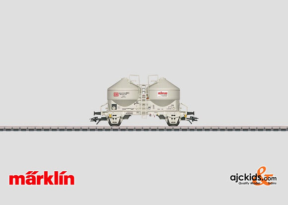 Marklin 46618 - Powdered Freight Transport Car in H0 Scale