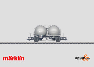 Marklin 46625 - Spherical Container Car in H0 Scale