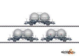 Marklin 46626 - NS Type Uces Spherical Container 3-Car Set Era IV