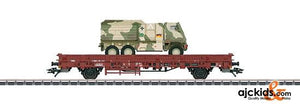 Marklin 46935 - Transport by Rail for ISAF Yak (Duro) Vehicle