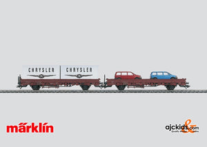 Marklin 46945 - Chrysler Minivan Set