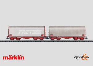 Marklin 47211 - Coil Transporter Car Set in H0 Scale