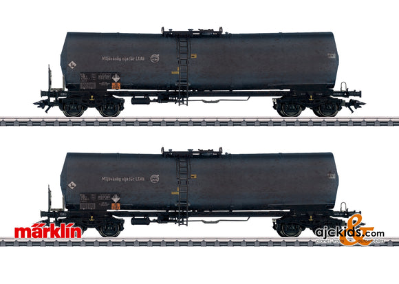 Marklin 47567 - Tank Car Set