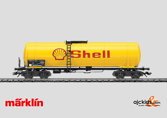 Marklin 4756 - Shell Petroleum Oil Tank Car