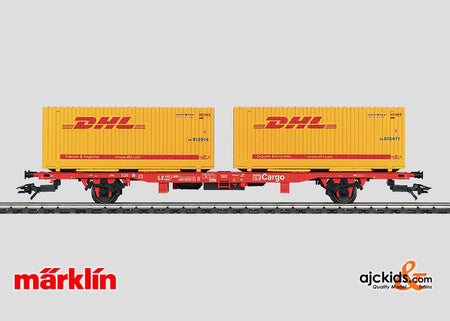 Marklin 47705 - Container car DHL.