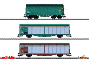 Marklin 47871 - Italy Era VI Freight Car Set