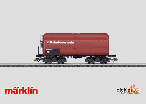 Marklin 47911 - Fire Extinguishing Water Car in H0 Scale