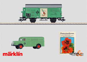 Marklin 48005 - Museum Car Set 2005 in H0 Scale