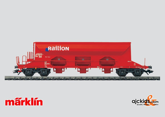 Marklin 48101 - DB AG Railion type Facns 133 Dump Car