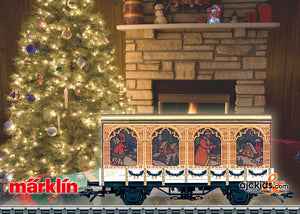 Marklin 48407 - H0 Christmas Car for 2007 in H0 Scale