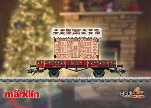 Marklin 48413 - Christmas Car H0-scale 2013 in H0 Scale