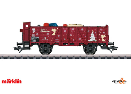 Marklin 48418 - H0 Christmas Car for 2018 in H0 Scale