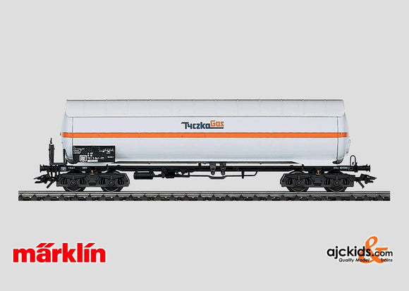 Marklin 48483 - Pressure Gas Tank Car in H0 Scale