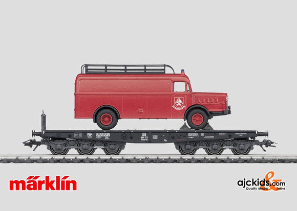 Marklin 48755 - Heavy Duty Flat Car