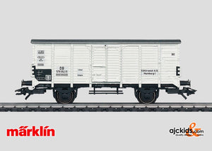 Marklin 48770 - Thermal Insulated Car in H0 Scale