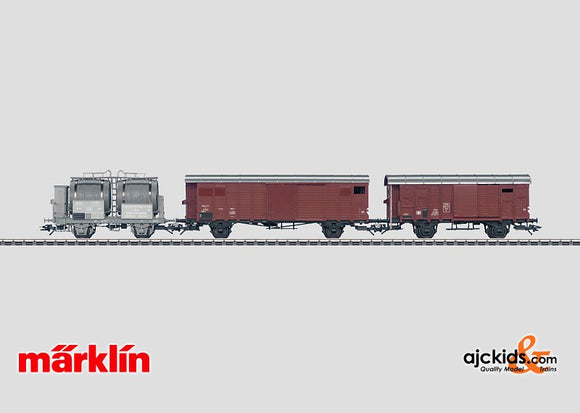 Marklin 48809 - Freight Car Set in H0 Scale