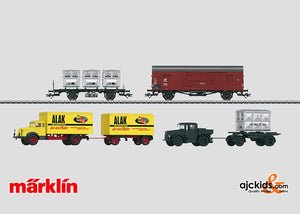 Marklin 48812 - Freight Transport for the Spangenberg Works