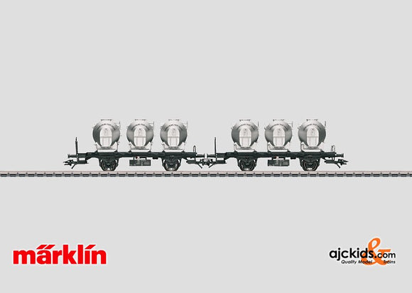 Marklin 48948 - Container Car Set