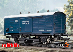Marklin 54841 - MAXI Track Cleaning Car