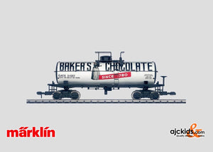 Marklin 54902 - Baker's Chocolate tank car