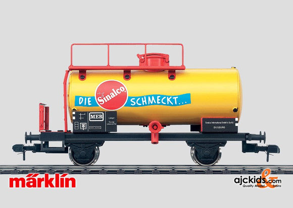 Marklin 54962 - Sinalco Tank Car