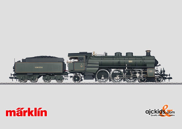 Marklin 55005 - Steam Locomotive with a Tender