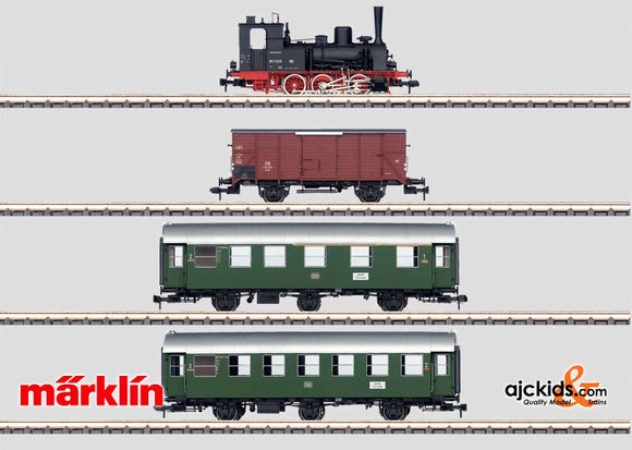 Marklin 55026 - Branch Line Train Set