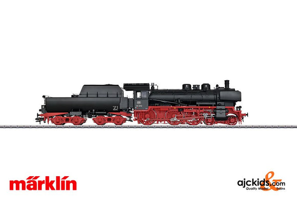 Marklin 55386 - Steam Locomotive with a Tub-Style Tender