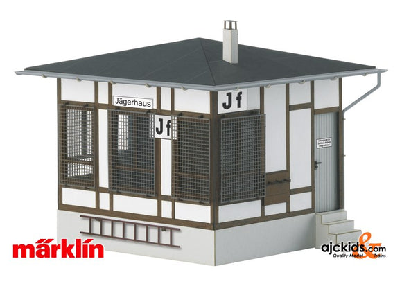 Marklin 56169 - Building Kit Jf Signal Tower for the Operations Station Jaegerhaus