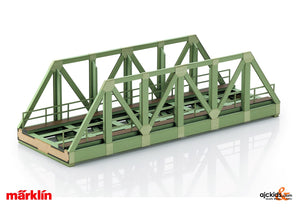 Marklin 56298 - Single Track Truss Bridge Building Kit