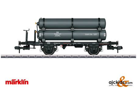 Marklin 58060 - Maintenance Tank Car with Gas Tanks