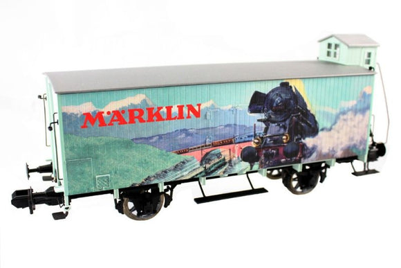 Marklin 58074 - Modellbahn Treff Car 1 Gauge for 2013