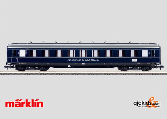 Marklin 58132 - Skirted Passenger Car