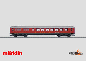 Marklin 58143 - Skirted Passenger Car