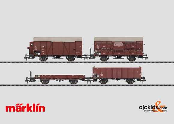 Marklin 58207 - Freight Car Set