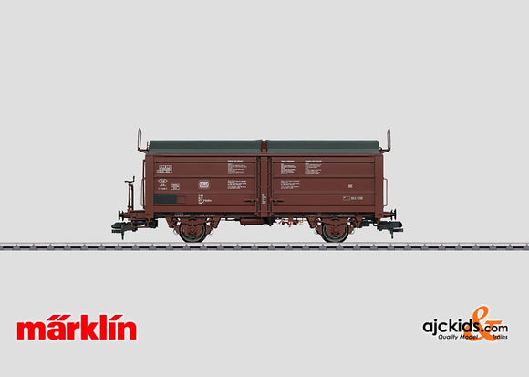 Marklin 58331 - Sliding Roof / Sliding Wall Boxcar
