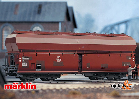 Marklin 58356 - Hopper Car with Hinged Roof