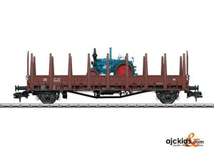 Marklin 58847 - Freight Car with Tractor