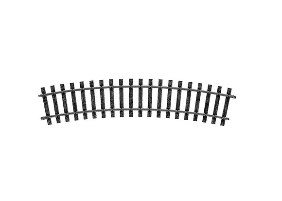 Marklin 59035 - Curved Track 1020 mm 22.5 degrees
