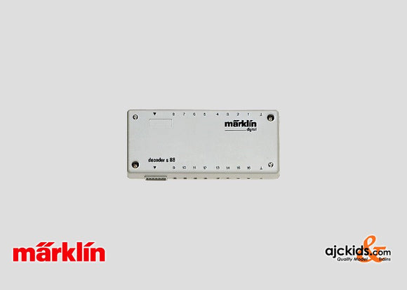 Marklin 60880 - s 88 Decoder (now 60881 and 60883) in H0 Scale