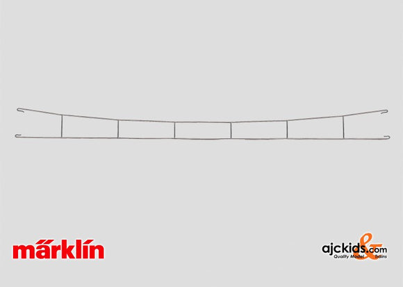 Marklin 70253 - Wire Section 252.7 mm / 9-15/16 in H0 Scale