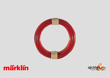 Marklin 7105 - Electrical Wire Red in H0 Scale