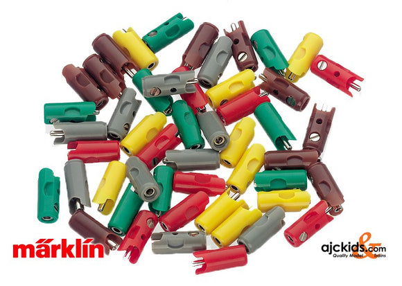 Marklin 71400 - Plugs and sockets assortment in H0 Scale