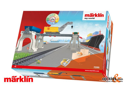 "Marklin 72205 - ""Loading Station"" Building Kit (Click and Mix)"