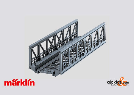 Marklin 7262 - Truss Bridge (for K and M track) in H0 Scale