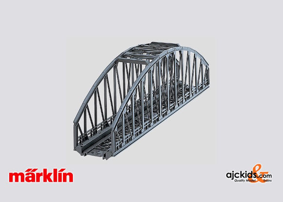 Marklin 7263 - Arched Bridge (for K and M track) in H0 Scale