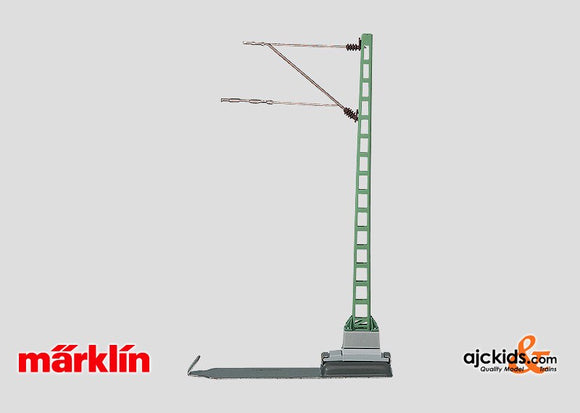 Marklin 74101 - Standard Catenary Mast (pack of 5) in H0 Scale