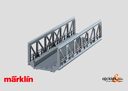 Marklin 74620 - C-Track Truss Bridge (for C-Track) in H0 Scale